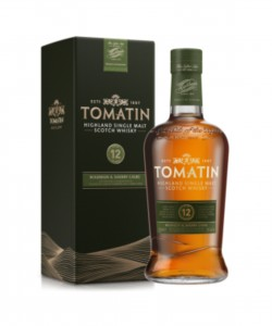 Tomatin 12 Years Old | 0,7L | 43%