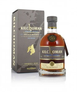 Kilchoman Single Malt Str Cask | 0,7L | 50%