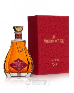 Koniak Jean Fillioux Moulin Rouge | 0,7L | 40%