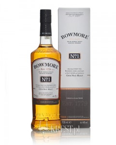 Bowmore No. 1 | 0,7L | 40%