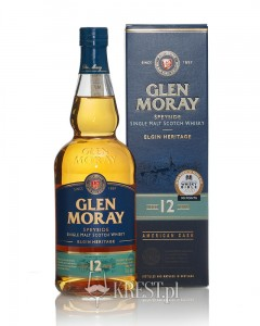 Glen Moray 12 Years Old | 0,7L | 40%