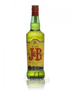 J. & B. Rare Blend of Speyside Malts | 0,7L | 40%