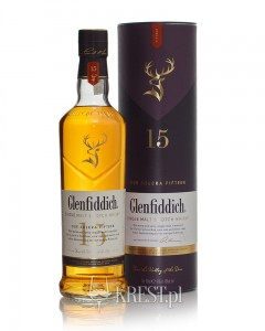 Glenfiddich 15 Years Old 2013 | 0,7L | 40%