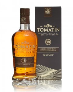 Tomatin 18 Years Old | 0,7L | 46%