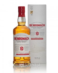 Benromach 10 Years Old | 0,7L | 43%