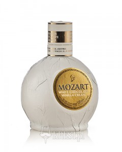 Mozart White Chocolate | 0,5L | 17%