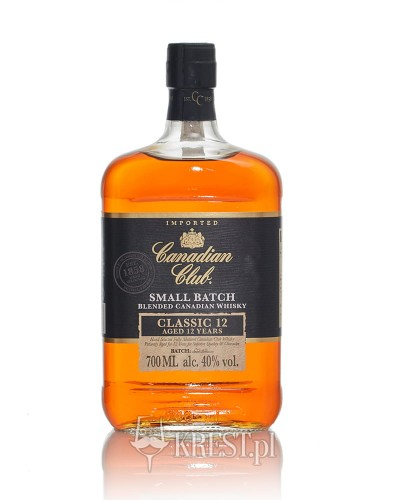 Canadian Club 12 | 0,7L | 40%